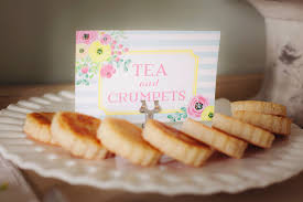 vintage tea party ideas as seen in yum for kids magazine