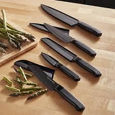 kitchen aid knives dinner sets kitchenaid ceramic knife set amazing dining sets and