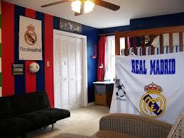 Best Real Madrid  Soccer Bedroom Ideas Images On Pinterest - Football bedroom designs