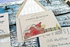 barn wedding invitations barn wedding 15 secrets every needs to