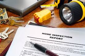 new home inspection checklist cannon safe