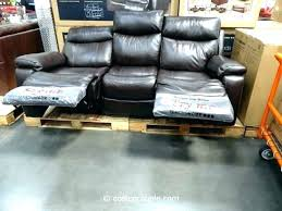 Used Reclining Sofa Leather Design Ideas Sophisticated Used Leather