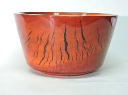 wood turning a tiger bowl youtube