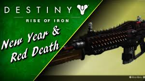 steel witch ornament destiny highlights new years
