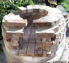 Build Brick Oven Backyard by Pizza Oven Ecodiy Diy Eco House