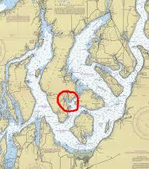 Sound Map Windborne In Puget Sound Destination Filucy Bay Longbranch