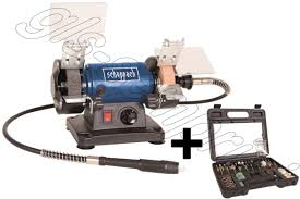 Ebay Bench Grinder - 230v mini bench grinder polisher with flexible shaft accessory