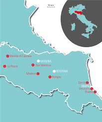 Modena Italy Map by Search Result