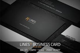 Minimal Design Business Cards Minimalist Business Card Business Card Templates Creative Market