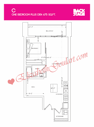 floor plans toronto 1 the esplanade backstage condos toronto floor plans