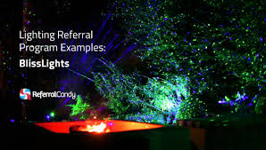 lighting referral program exles blisslights word of