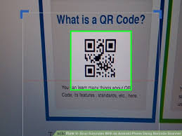 scan barcode android how to scan barcodes with an android phone using barcode scanner