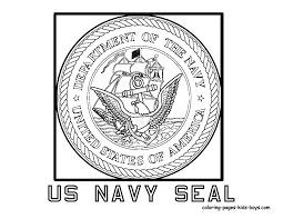us navy seal coloring page u s navy pinterest