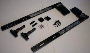 cabinet pocket door slides accuride 123 1234 flipper door slides tv swivels and keyboard pull