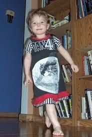 indietutes tee to child u0027s dress recon