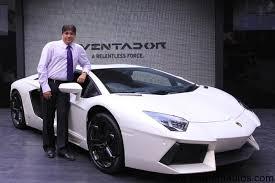 lamborghini aventador price in india aventador launched in india at rs 3 69 crore