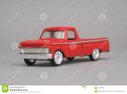 ford f 100 1965 stock image image of mint replica model 11488133