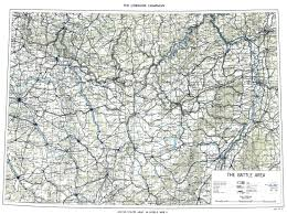 Map Of Northern France by Hyperwar Us Army In Wwii The Lorraine Campaign