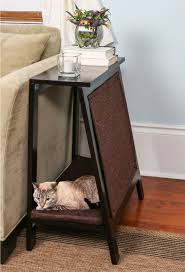 the claws come out for these cool cat cribs