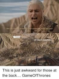 Memes Wat - will you ride the wooden horses across the black salt sea wat