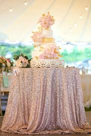 pink and gold cake table decor cake table decor stylish wedding cake table decorations cake table