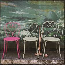 Retro Metal Patio Furniture - vintage patio chairs metal retro patio furniture design