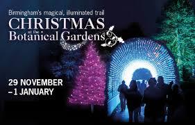 magic lantern festival 2016 birmingham botanical gardens