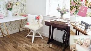 Office Room Images Home Office Room Tour Youtube