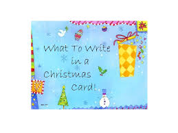 what to write in christmas cards archives blue mountain blog