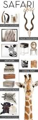 best 25 safari home decor ideas only on pinterest animal decor