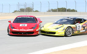 458 challenge price racing days at laguna seca features 458 challenge fxx f1