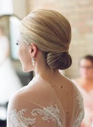 Hochsteckfrisurenen Nackenknoten by 12 Zeitlose Hochsteckfrisuren Für Die Braut Hochsteckfrisur