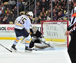 Pittsburgh Jack Matt Murray And Jack Eichel Photos Photos Buffalo Sabres V