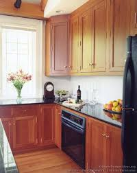Light Cherry Kitchen Cabinets Pictures Of Kitchens Traditional Light Wood Kitchen Cabinets