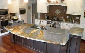 kitchen kitchen island tops exuberant long kitchen islands for