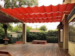 Do It Yourself Awnings 9 Clever Diy Ways For A Shady Backyard Oasis The Garden Glove