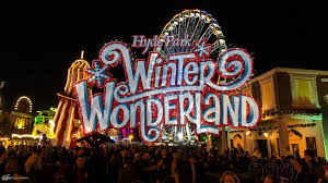 winter hyde park prices led lights personalized