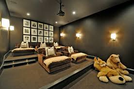 media room lighting ideas handsome media room furniture ideas 43 awesome to with media room