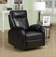 pleasing reclining swivel chair with additional famous chair