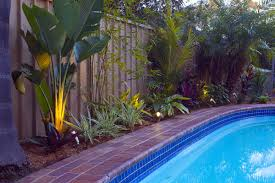 Landscaping Around Pool Garden Designs Sydney Life Began In A Mystery Garden