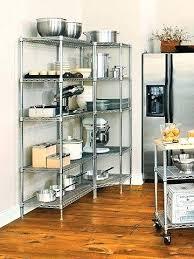 kitchen rack shelf moute
