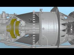 pratt whitney pt6a turboprop turbine animation youtube the amazing pt 6 engine learning turbine