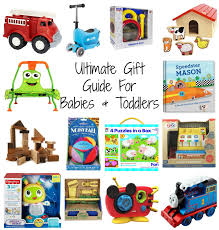 holiday gift guide shopping for babies u0026 toddlers the chirping moms