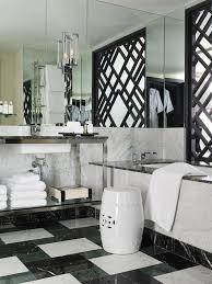 black and white bathroom contemporary bathroom viceroy miami