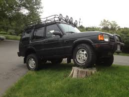 land rover 1999 1995 land rover discovery 1 lifted with many extras land rover