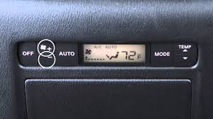 2016 infiniti qx80 rear heater and air conditioner youtube