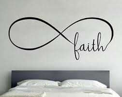 infinity decal etsy