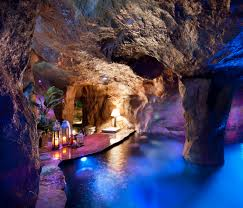 Ultimate Man Cave Ultimate Man Cave Natural Grotto And Luxury Pool 17 Eclectic