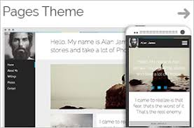 adobe muse mobile templates parallax scrolling muse theme bootstrap more