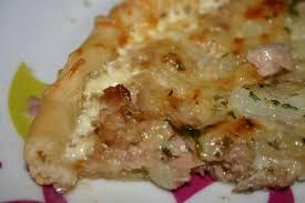 cuisiner thon recette pizza au thon 750g